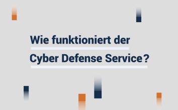 Netzwerküberwachung - Managed Cyber Defense